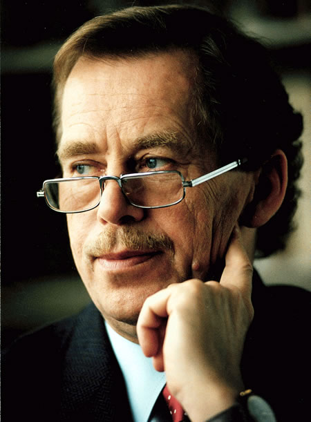 Václav Havel - Czech Writer and President