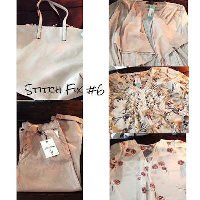 Stitch Fix #6 - April 2017