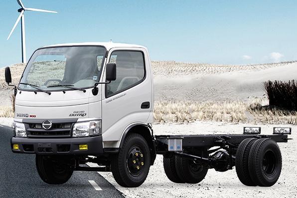 Bán xe tải hino 4,5 tấn