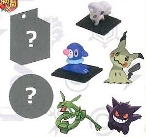 Takara Tomy Pokemon figure MONCOLLE GET Vol.14