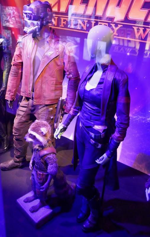 Gamora film costume Avengers Infinity War