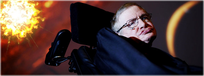 Stephen Hawking afirma saber o que existia antes do big bang