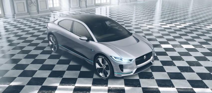 Canzone Jaguar pubblicità I-PACE Concept. La prima Jaguar completamente elettrica - Musica spot Novembre 2016