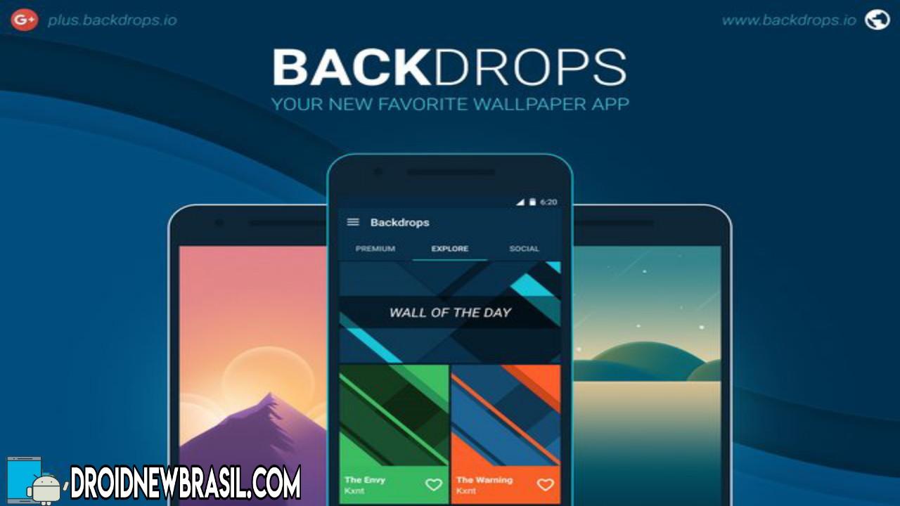 Backdrops - Wallpapers Pro v3.16 Apk Latest