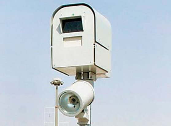 TRAFFIC CAMERA DAMAGED BY UNKNOWN WITHIN 24 HOURS OF INSTALLATION
