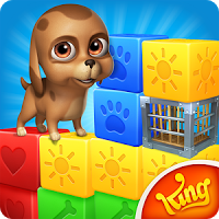 Pet Rescue Saga v.1.92.7 Mod Apk (Many Lives)