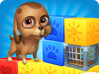 Pet Rescue Saga v.1.92.7 Mod Apk (Many Lives) Terbaru