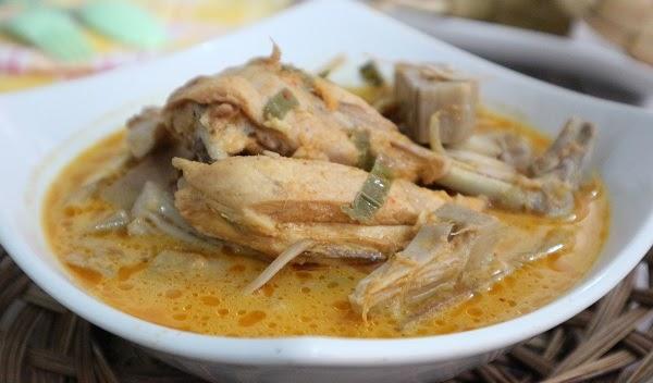 Resep Gulai Nangka Ayam