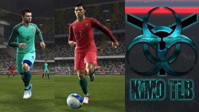 PES 2013 Portugal Kit Euro 2016