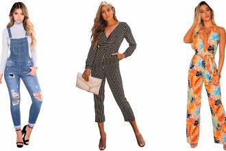 Salopete lungi & scurte ieftine online modele noi la moda 2019