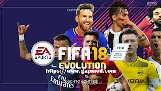 FIFA 18 Evolution by Aaf Azril Apk Data Obb