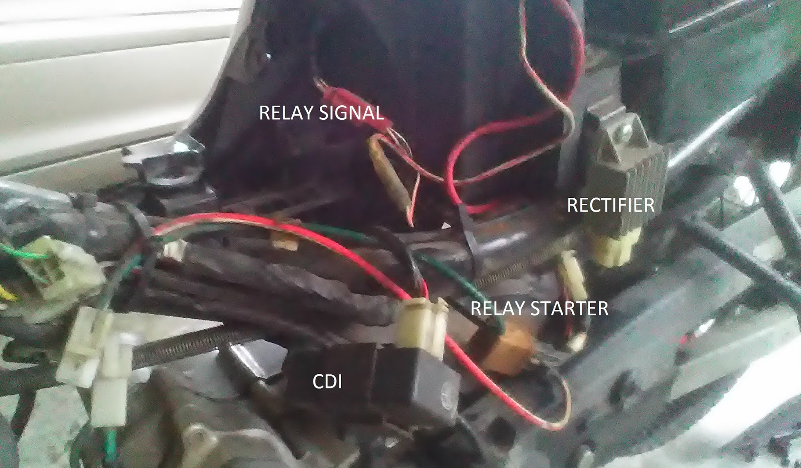 MODENAS CT100 PROBLEM: HORN, SIGNAL, AND BRAKE LIGHT NOT WORKING, WHY?