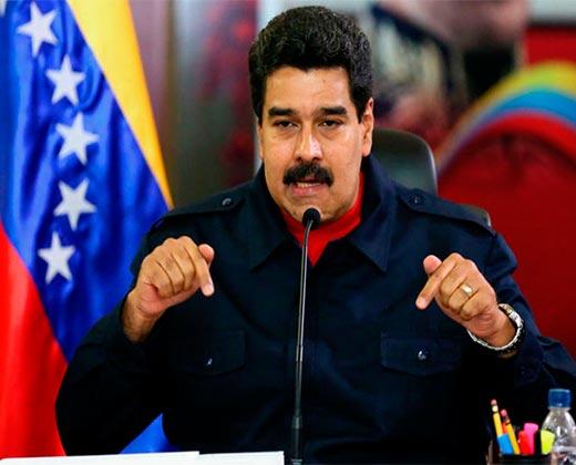 """Maduro amenaza a los """"traidores"""" del PSUV: """"Les dará hasta diarrea"""""""