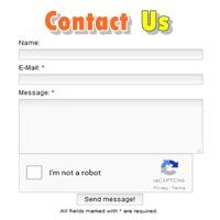 Cara Membuat Form Halaman Contact Us Di Blog Terbaru