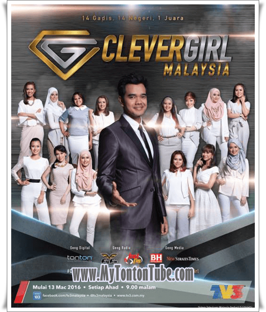 Clever Girl Malaysia (2016) TV3 - Full Episode