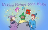 http://www.susannahill.com/MAKING_PICTURE_BOOK_MAGIC.html