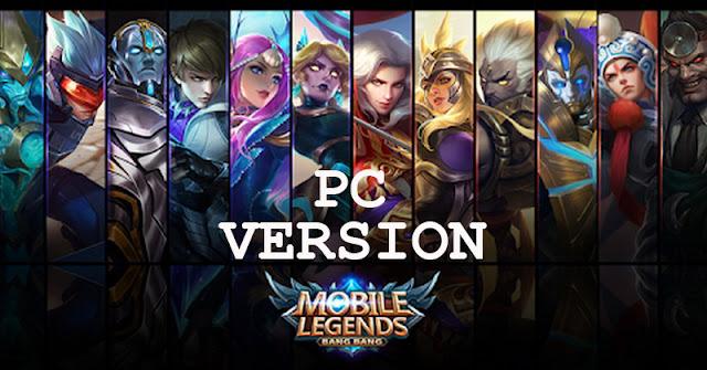 Kalo kita ngobrolin tentang Mobile Legends Mobile Legends PC Bakalan Rilis ? Mungkinkah Menjembatani Player Emulator