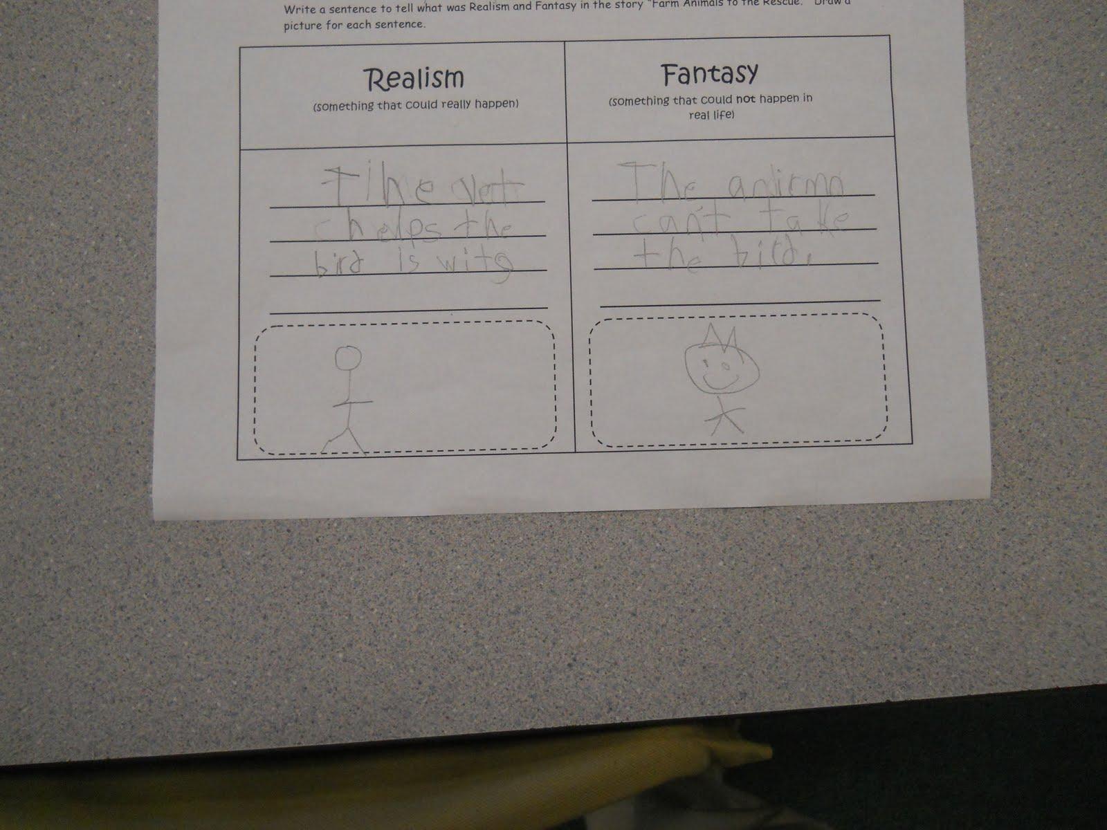 Mrs Johnson S First Grade First Grade Farm Fun