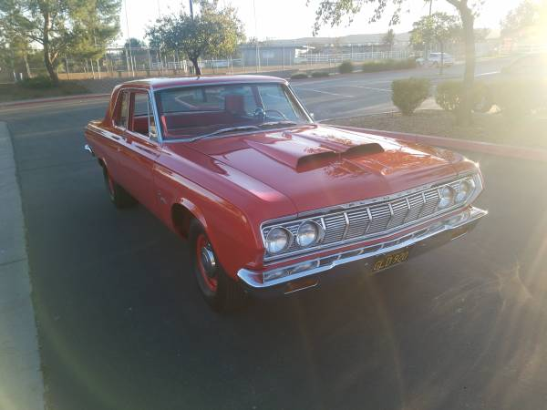 1964 Plymouth Belvedere Savoy Super Stock - Buy American ...