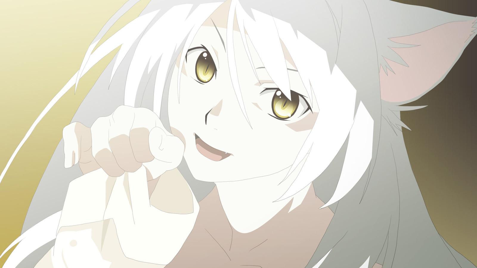 Moe Anime Girl Wallpapers