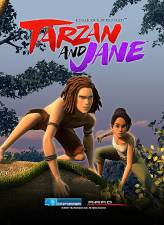 Poster Of Tarzan and Jane 2018 Watch Online Free Download