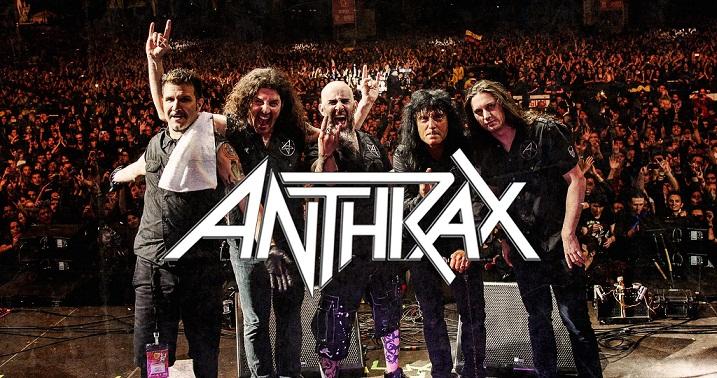 Daftar Album dan Judul Lagu Anthrax