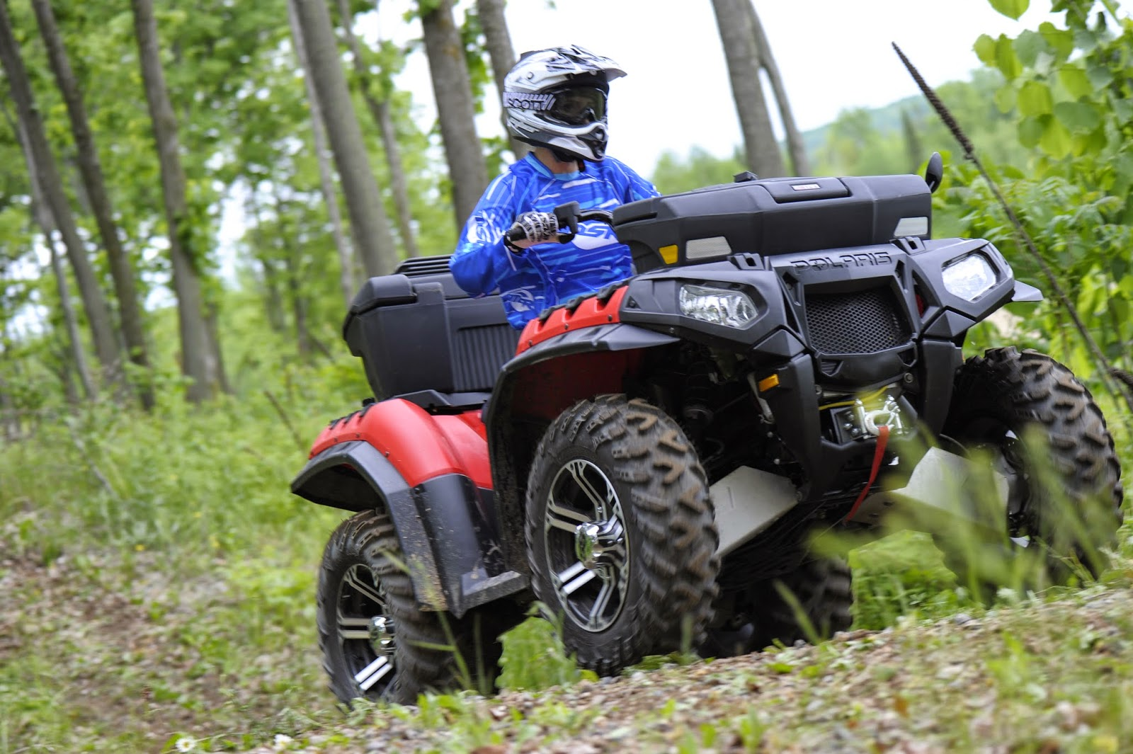 Kolpin Powersports Vlogger Video Social Media Contest