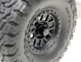 RCNewz com - RC Car and Truck Builds: Building the Axial