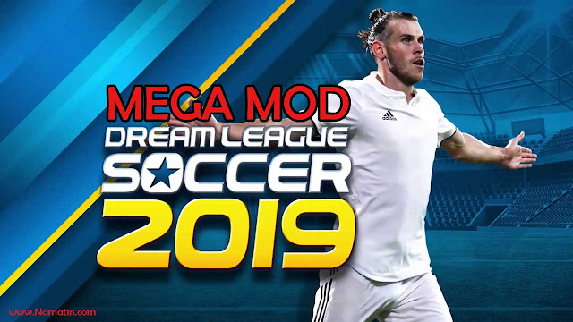 mega mod dream league soccer 2019