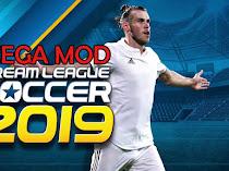 Mega Mod Dream League Soccer 2019 Tanpa Root Terbaru