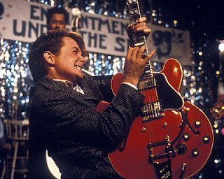 Marty Mcfly, Johny B D Goode