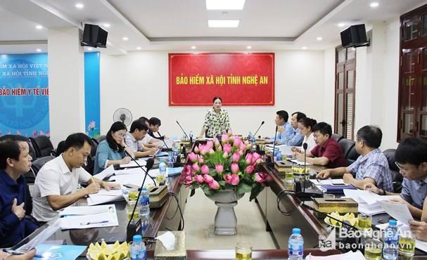 Đồng chí Cao Thị Hiền