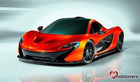 Gambar Mobil McLaren