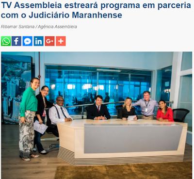 Corregedoria da Justiça do Maranhão expande a comunicação com o público