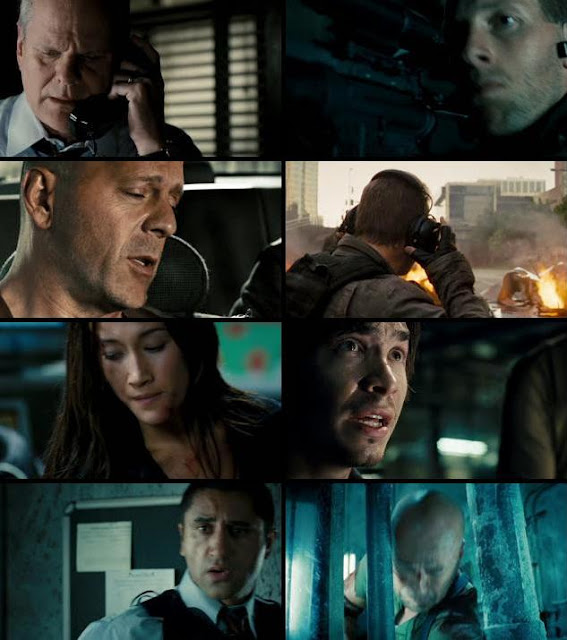 Live Free or Die Hard 2007 Dual Audio Hindi 480p BluRay