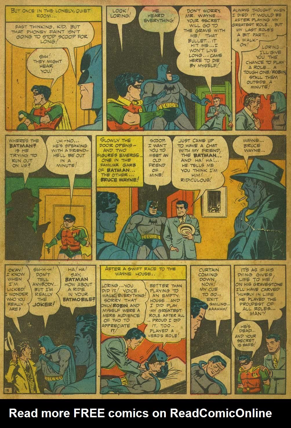 Read online World's Finest Comics comic -  Issue #6 - 98