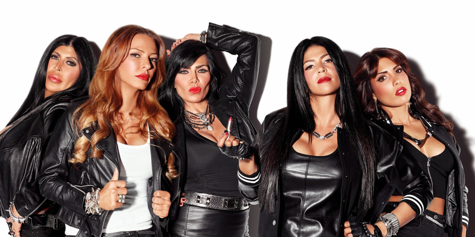 Graziano Sisters Discuss Season 5: Backstage Fighting