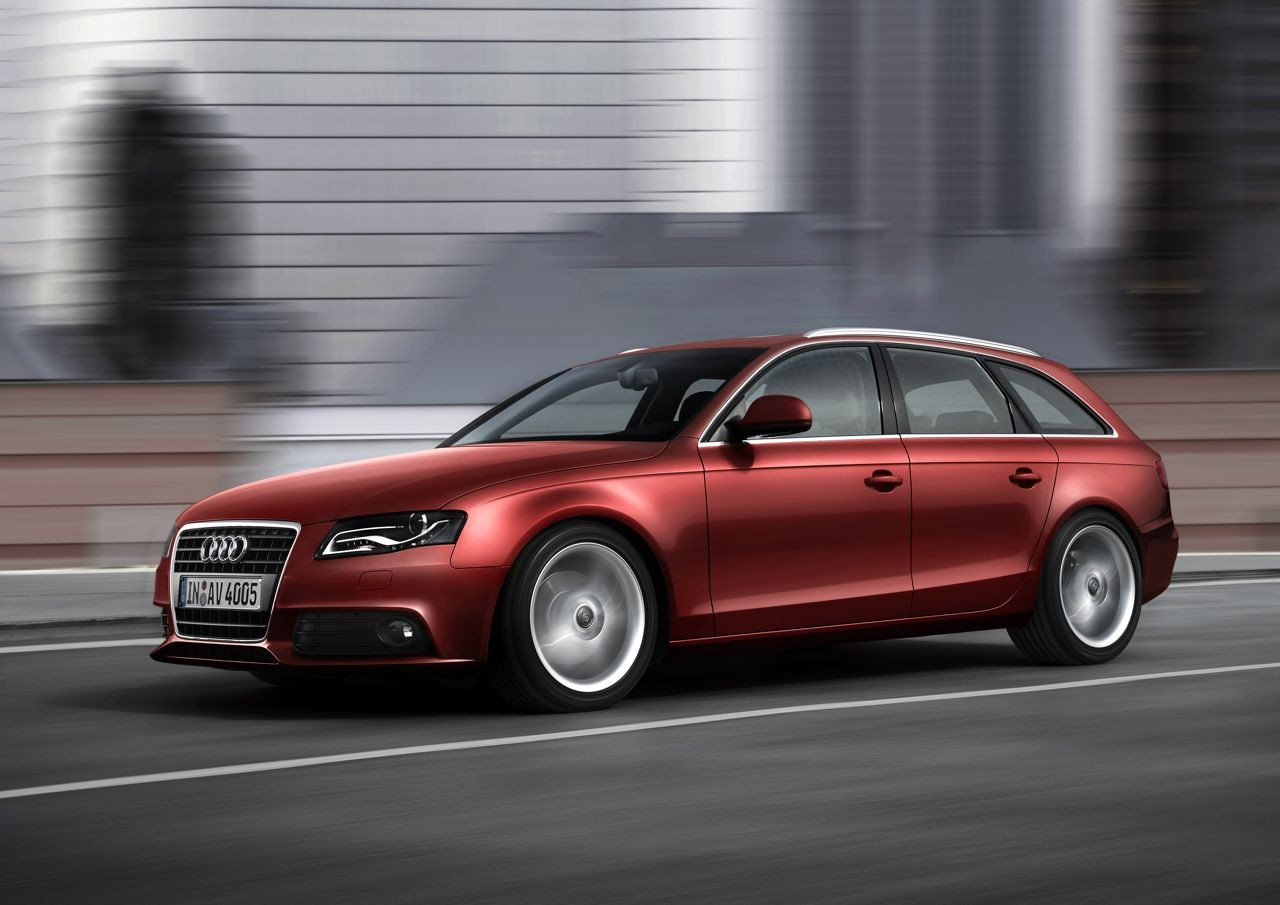 World Of Cars Audi A4 Avant Images