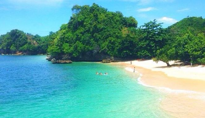 Pantai Clungup, Raja Ampatnya Pulau Jawa