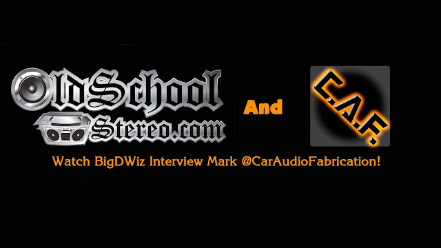 BigDWiz Interviews Mark at CarAudioFabrication