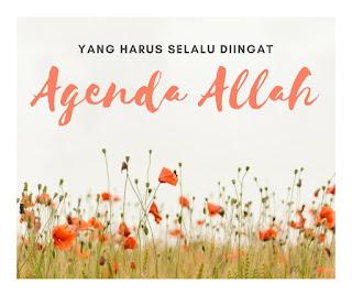 5 Agenda Allah tercakup dalam hati