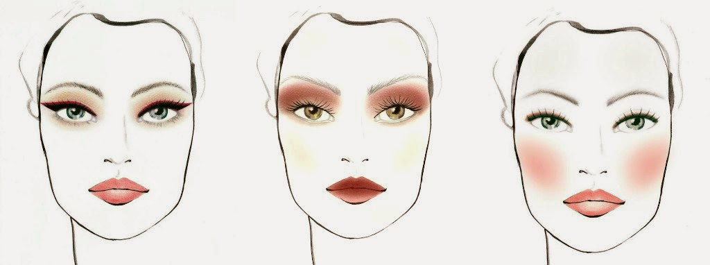Marsala Makeup Looks