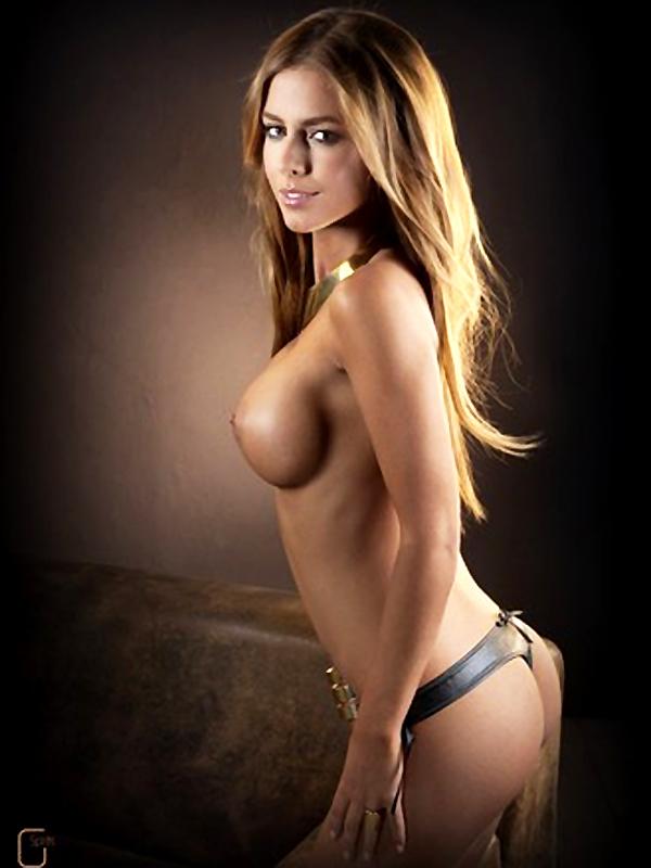 naked Alexa Varga