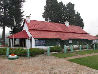 Places to visit in Kausani - anashakti ashram