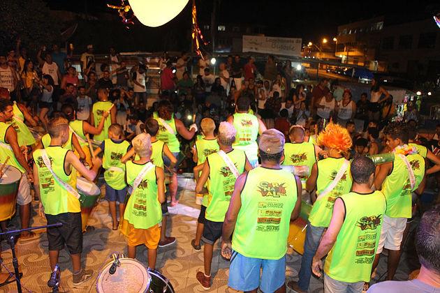 Com apoio da Prefeitura de Delmiro Gouveia, blocos alternativos agitaram Carnaval 2018