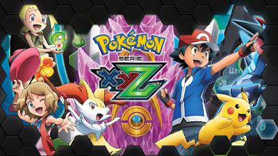 Pokémon X Y y Z  (47/47) + Especiales (100MB) (HDL) (Latino) (Mega)