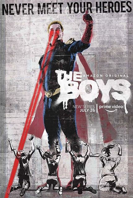 The Boys entre dans l'histoire d'Amazon Prime.