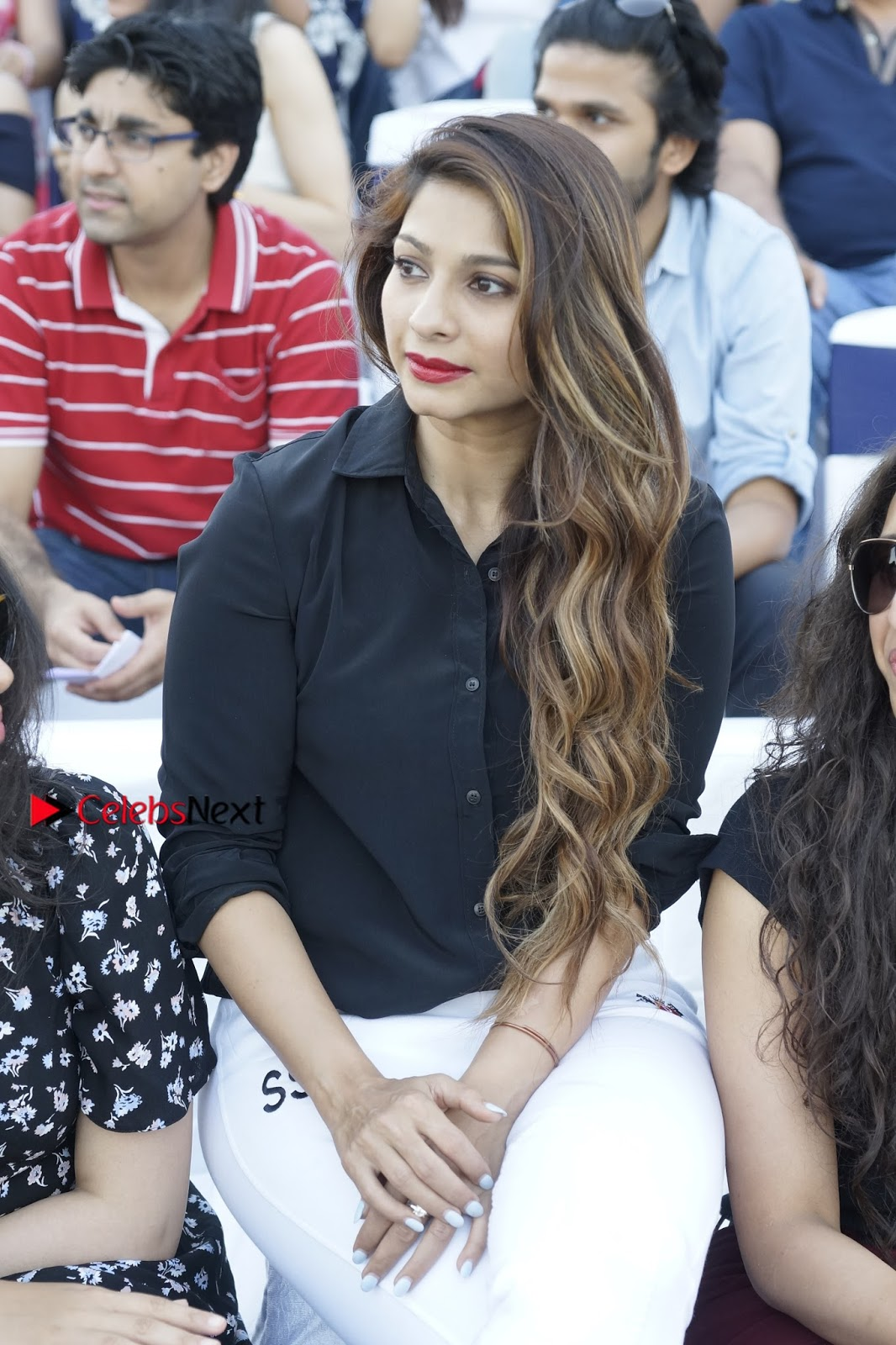 Anusha Dhandekar, Tanisha Mukherjee, Kim Sharma and others at Amateur Riders' Club - Mumbai Polo Season