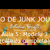 CURSO DE JUNK JOURNAL - Aula 5 (Junk Journal Course #5) - VÍDEO
