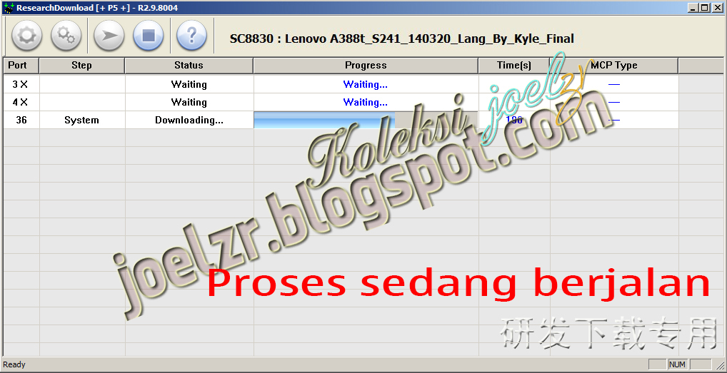 Koleksi research download